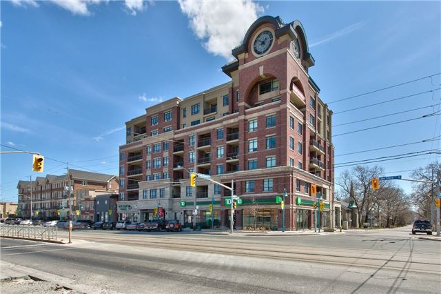 Condo Apartment at 3563 Lake Shore Blvd W, Unit 703, Toronto, Ontario. Image 1