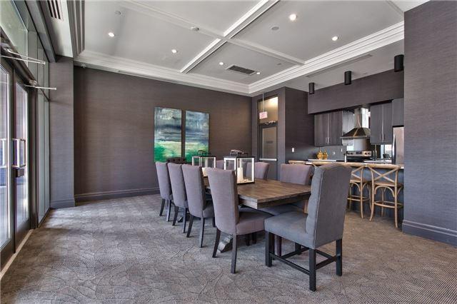 Condo Apartment at 3563 Lake Shore Blvd W, Unit 703, Toronto, Ontario. Image 5