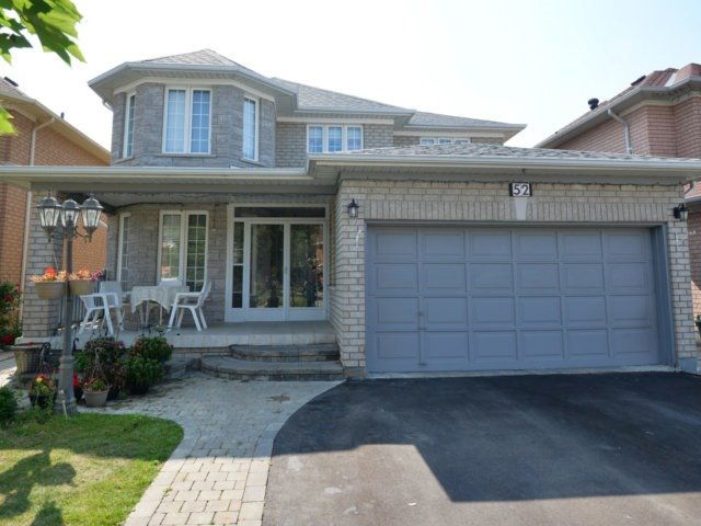 Detached at 52 Springtown Tr, Brampton, Ontario. Image 1