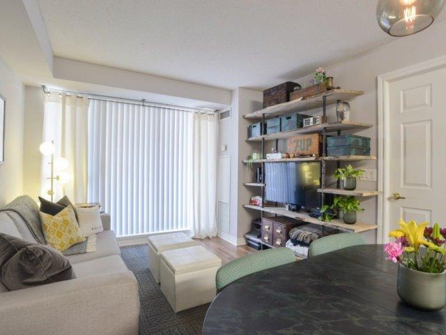 Condo Apartment at 5 Michael Power Pl, Unit 1605, Toronto, Ontario. Image 17