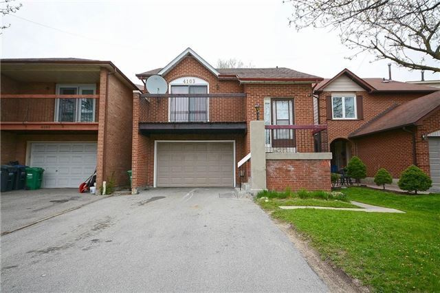 Detached at 4103 Chelmsford Crt, Mississauga, Ontario. Image 1