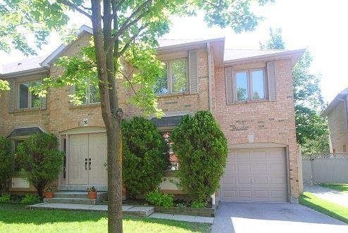 Condo Townhouse at 4635 Regents Terr, Unit 76, Mississauga, Ontario. Image 1