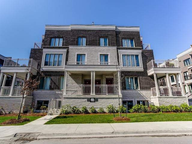 Condo Townhouse at 140 Long Branch Ave, Unit 33, Toronto, Ontario. Image 1