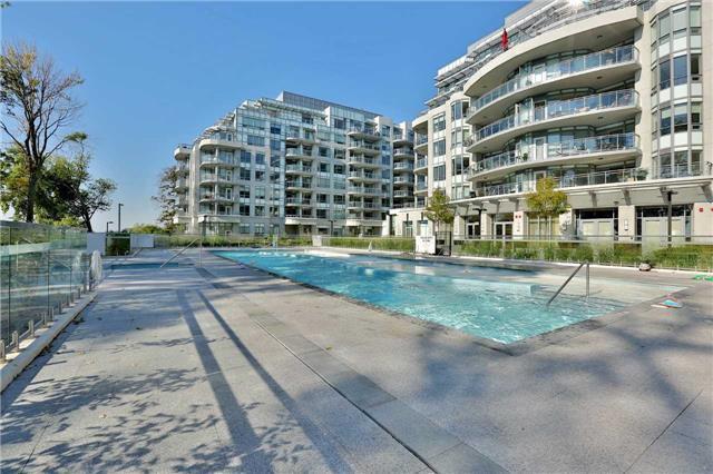 Condo Apartment at 3500 Lakeshore Rd W, Unit 516, Oakville, Ontario. Image 1