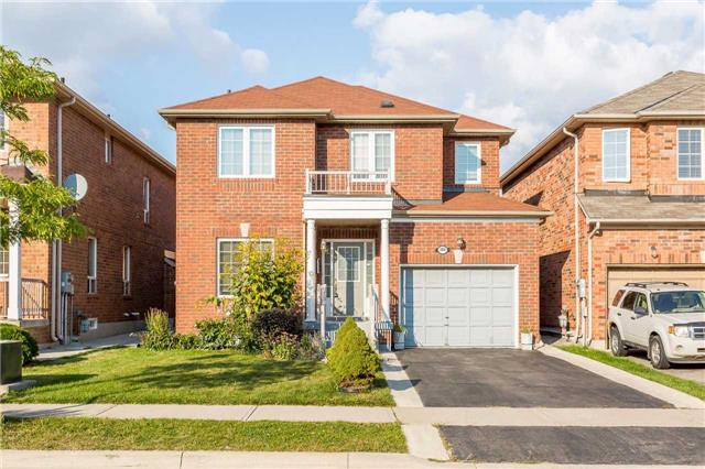Detached at 106 Flurry Circ, Brampton, Ontario. Image 1