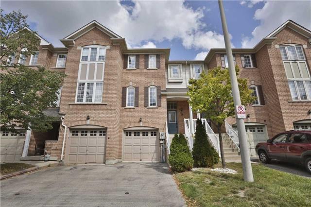 Townhouse at 271 Richvale Dr S, Unit 38, Brampton, Ontario. Image 1