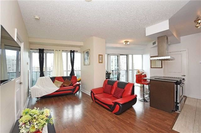 Condo Apartment at 60 Absolute Ave, Unit 1501, Mississauga, Ontario. Image 18