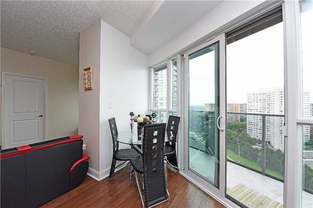 Condo Apartment at 60 Absolute Ave, Unit 1501, Mississauga, Ontario. Image 19