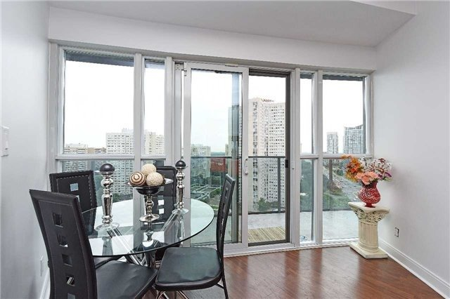 Condo Apartment at 60 Absolute Ave, Unit 1501, Mississauga, Ontario. Image 20