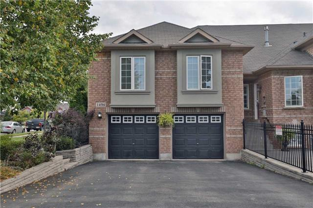 Townhouse at 1494 Gulledge Tr, Oakville, Ontario. Image 12