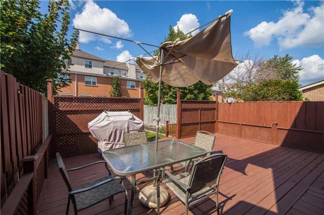 Townhouse at 3457 Fenwick Cres, Mississauga, Ontario. Image 9