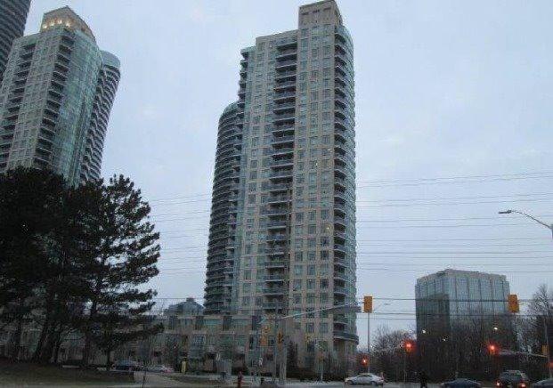Condo Apartment at 70 Absolute Ave, Unit 411, Mississauga, Ontario. Image 1