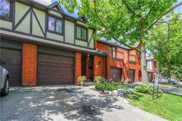 Condo Townhouse at 3360 Council Ring Rd, Unit 30, Mississauga, Ontario. Image 1