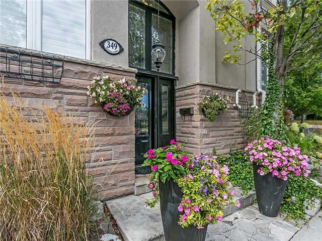 Townhouse at 349 Robinson St, Oakville, Ontario. Image 13