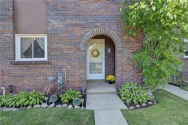 Condo Townhouse at 43 Nadia Pl, Unit 40, Oakville, Ontario. Image 7