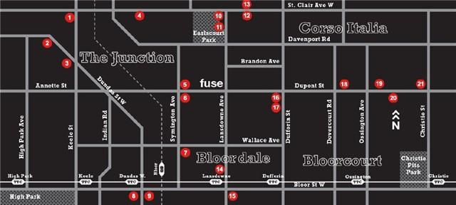 Condo Apartment at 1410 Dupont St, Unit 806, Toronto, Ontario. Image 7