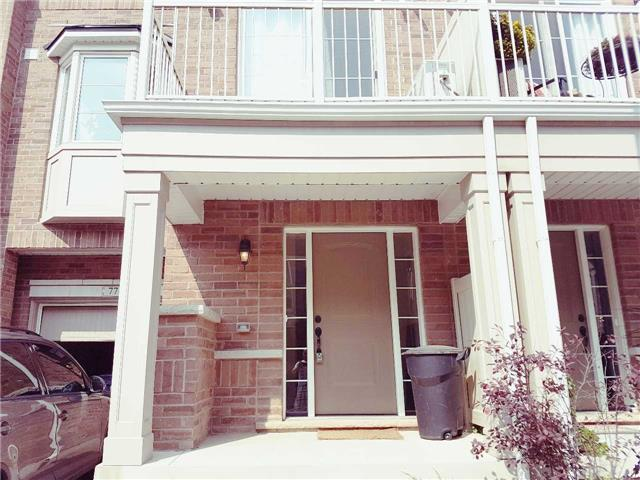 Townhouse at 165 Hampshire Way, Unit 77, Milton, Ontario. Image 5