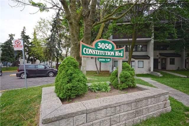 Condo Townhouse at 3050 Constitution Blvd, Unit 55, Mississauga, Ontario. Image 8