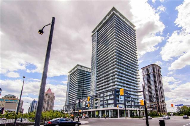 Condo Apartment at 360 Square One Dr, Unit 1706, Mississauga, Ontario. Image 1