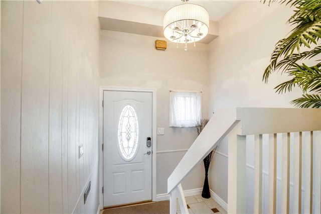 Condo Townhouse at 2445 Homelands Dr, Unit 50, Mississauga, Ontario. Image 12