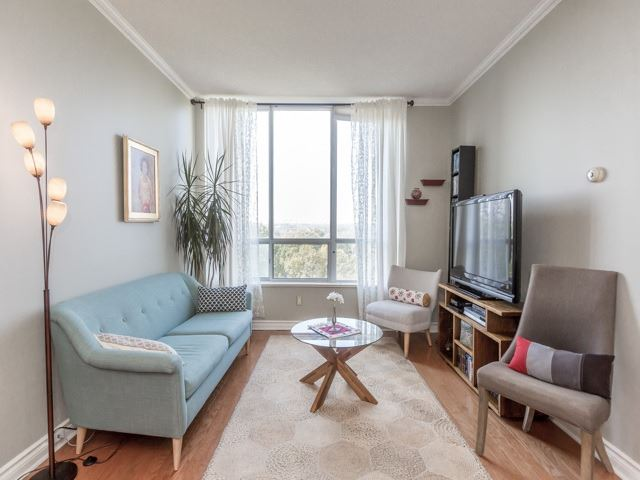 Condo Apartment at 1 Ripley Ave, Unit 808, Toronto, Ontario. Image 18