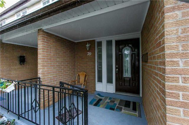 Condo Townhouse at 7500 Goreway Dr, Unit 70, Mississauga, Ontario. Image 15