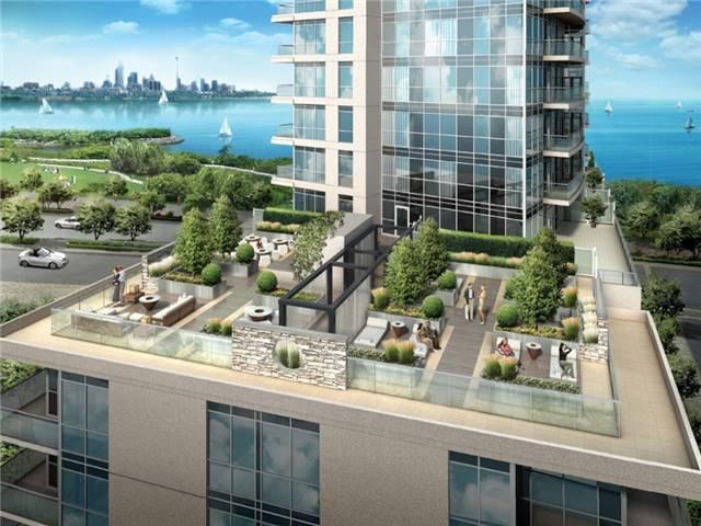 Condo Apartment at 59 Annie Craig Dr S, Unit 1610, Toronto, Ontario. Image 16