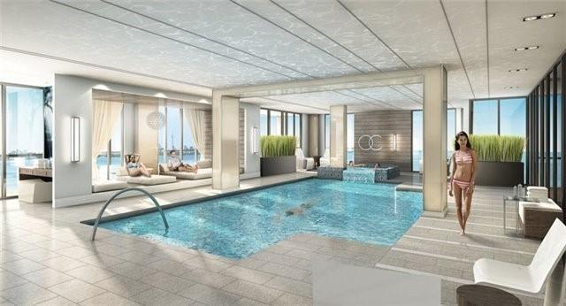 Condo Apartment at 59 Annie Craig Dr S, Unit 1610, Toronto, Ontario. Image 20