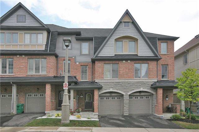 Condo Townhouse at 15 Bergamont Rd, Brampton, Ontario. Image 1