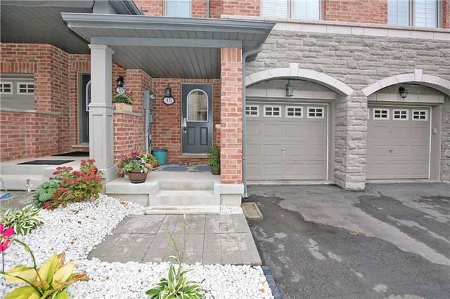 Condo Townhouse at 15 Bergamont Rd, Brampton, Ontario. Image 12