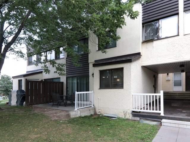 Condo Townhouse at 3040 Constitution Blvd, Unit 141, Mississauga, Ontario. Image 1