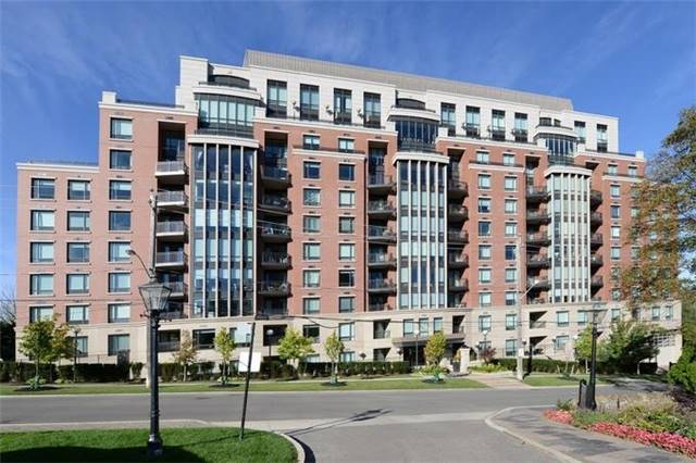 Condo Apartment at 30 Old Mill Rd, Unit 406, Toronto, Ontario. Image 1