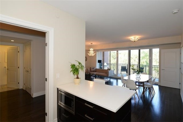 Condo Apartment at 30 Old Mill Rd, Unit 406, Toronto, Ontario. Image 2