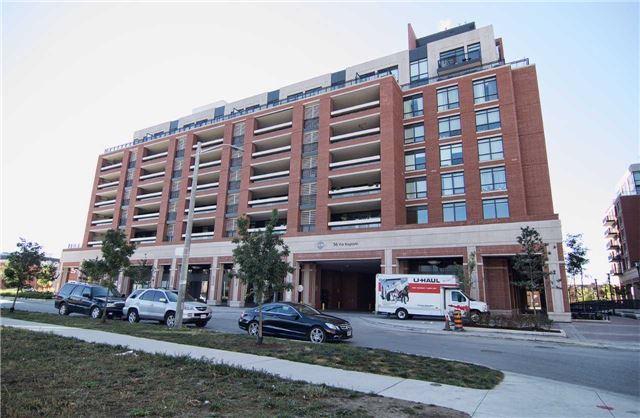 Condo Apartment at 36 Via Bagnato Ave, Unit 738, Toronto, Ontario. Image 1