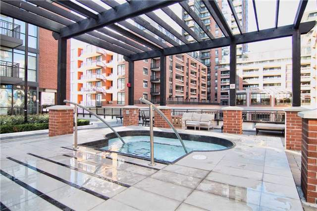 Condo Apartment at 36 Via Bagnato Ave, Unit 738, Toronto, Ontario. Image 17