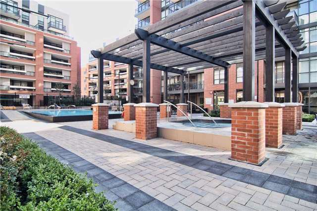 Condo Apartment at 36 Via Bagnato Ave, Unit 738, Toronto, Ontario. Image 18