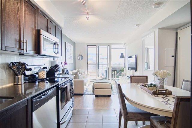 Condo Apartment at 36 Via Bagnato Ave, Unit 738, Toronto, Ontario. Image 19