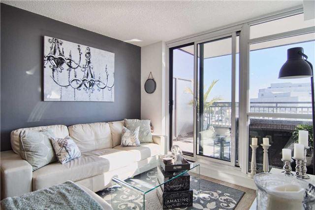Condo Apartment at 36 Via Bagnato Ave, Unit 738, Toronto, Ontario. Image 3