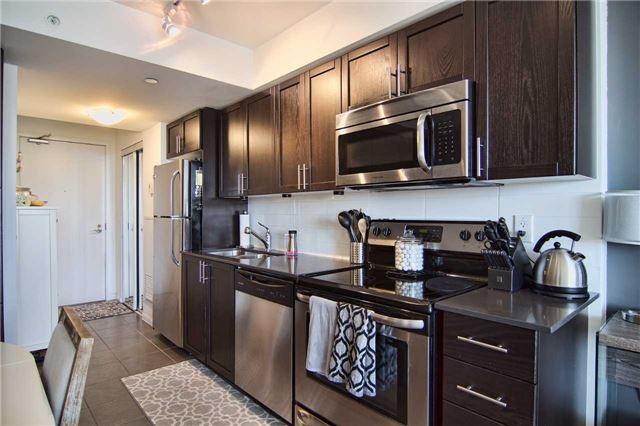 Condo Apartment at 36 Via Bagnato Ave, Unit 738, Toronto, Ontario. Image 5