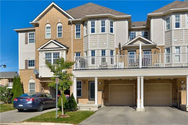 Townhouse at 913 Deverell Pl, Milton, Ontario. Image 1