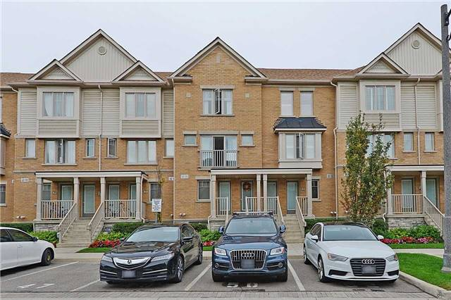 Condo Townhouse at 3250 Bentley Dr, Unit 34, Mississauga, Ontario. Image 1