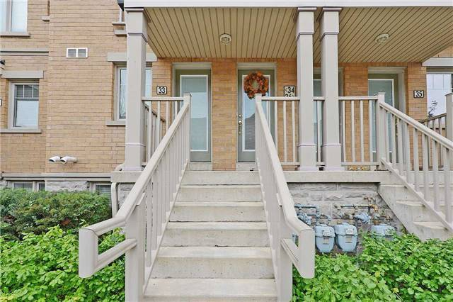 Condo Townhouse at 3250 Bentley Dr, Unit 34, Mississauga, Ontario. Image 11