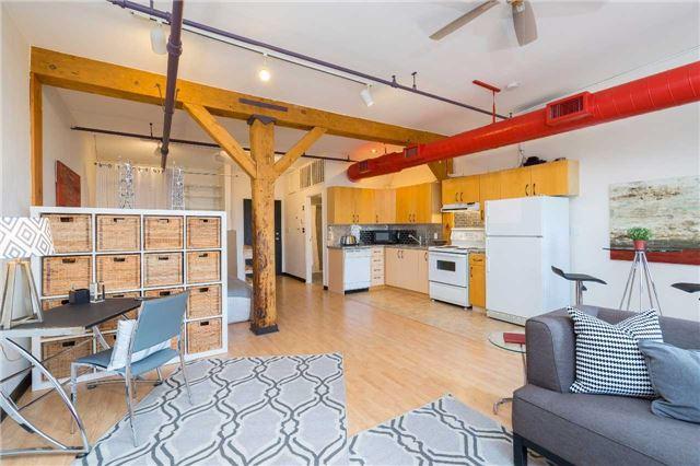 Condo Apartment at 121 Prescott Ave, Unit 27, Toronto, Ontario. Image 8