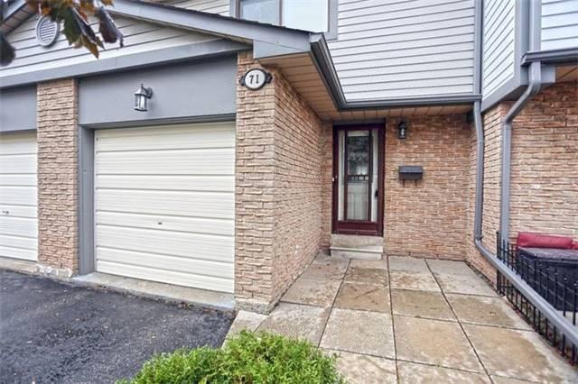 Condo Townhouse at 71 Ashton Cres, Brampton, Ontario. Image 14