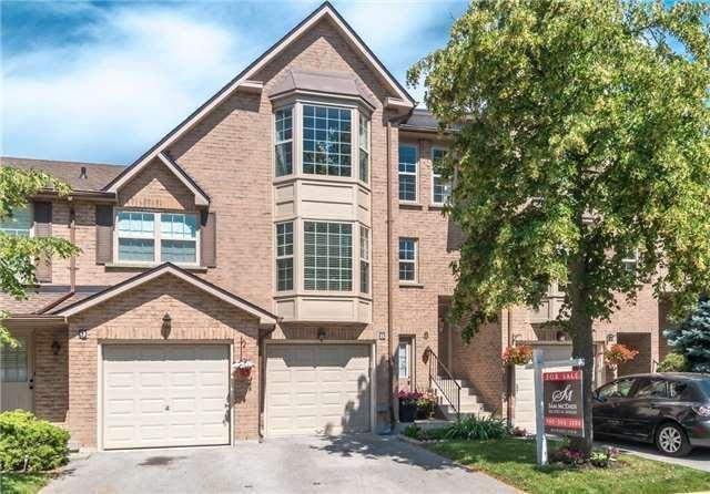 Condo Townhouse at 2272 Mowat Ave, Unit 8, Oakville, Ontario. Image 1