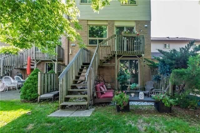 Condo Townhouse at 2272 Mowat Ave, Unit 8, Oakville, Ontario. Image 10