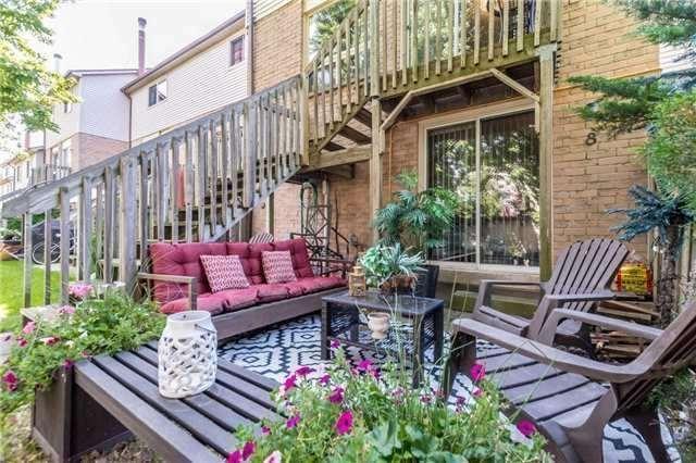 Condo Townhouse at 2272 Mowat Ave, Unit 8, Oakville, Ontario. Image 11