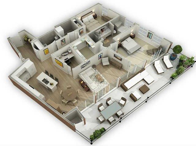 Condo Apartment at 80 9th St, Unit 205, Owen Sound, Ontario. Image 7