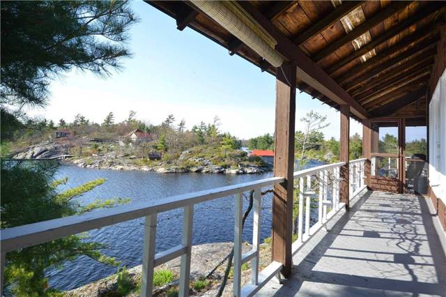 Cottage at 32272 Georgian Bay Shor, Georgian Bay, Ontario. Image 12