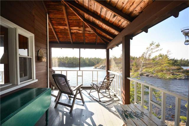 Cottage at 32272 Georgian Bay Shor, Georgian Bay, Ontario. Image 14
